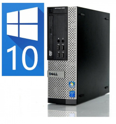 Dell Optiplex 9020 SFF i5-4570 8GB Ram 256GB SSD Windows10PRO MAR PL